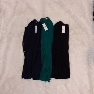 Loft Lighweight Cardigan Sweaters~ All 3 For $50~